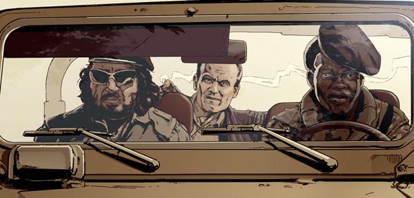 Bộ phim kể về 1 ngày làm việc của phóng viên chiến tranh Ba Lan Ryszard Kapuściński _ người đã dành 3 tháng tại Angola vào năm 1975, là thời điểm mở đầu cho cuộc nội chiến kéo dài hàng thập kỷ của đất nước này.