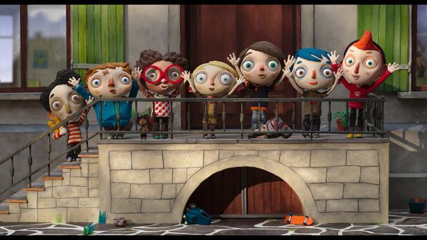 Tác phẩm của người Thụy Sĩ Claude Barra được đánh giá là một trong những ứng cử viên sáng giá cho hạng mục Phim hoạt hình xuất sắc nhất của Oscar 2017.  Dựa trên cuốn tiểu thuyết mang tên Autobiographie dune courgette, phim kể về cậu bé tên Zucchini. Sau cái chết bất ngờ của mẹ, Zucchini