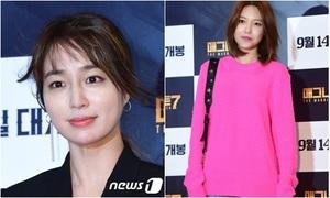 Idol nữ lép vế trước nhan sắc của vợ Lee Byung Hun