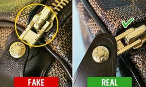 7 cách phân biệt túi fake và hàng hiệu