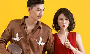 Quỳnh Anh Shyn khoe 'người yêu' điển trai trong phim điện ảnh đầu tay