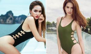 3 người đẹp Việt đọ bốc lửa với mẫu đồ tắm hot nhất hè 2016