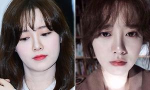 Làn da mịn, trắng Kbiz khó ai bì kịp của Goo Hye Sun