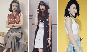 3 giai đoạn phong cách khác biệt của Quỳnh Anh Shyn