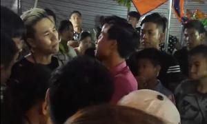 Ca sĩ Châu Việt Cường chửi bới, dọa đánh người