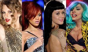 Bạn là ngôi sao nhạc Pop nào theo chòm sao