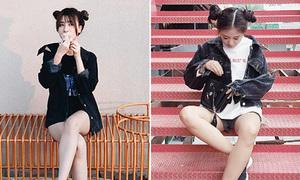 Sa Lim - Quỳnh Anh Shyn: Cặp đôi gái xinh không ngại đụng đồ