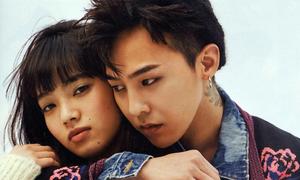 G-Dragon lộ ảnh yêu đương với BFF của bạn gái cũ