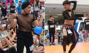 Dàn thí sinh So You đi thi nhảy mặc dị như diễn thời trang