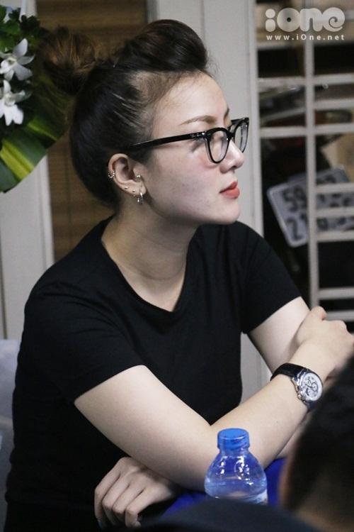 Ca sĩ Yến Nhi.