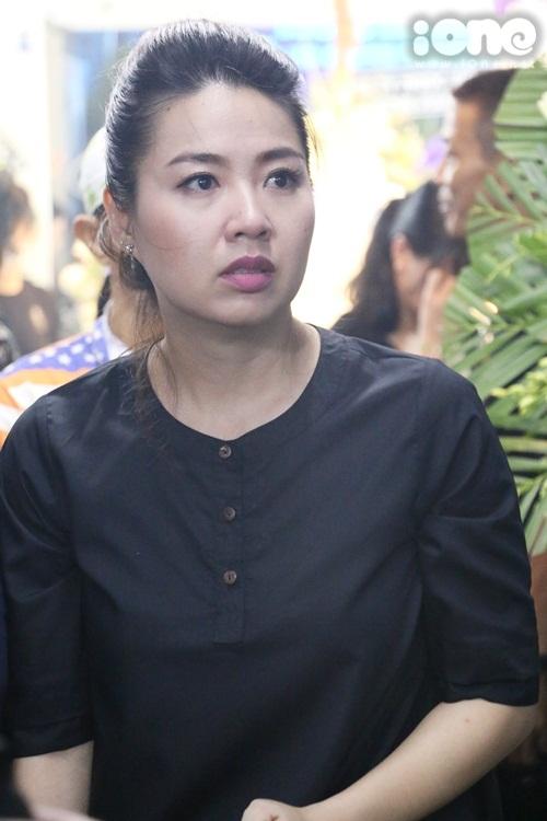 Diễn viên Lê Khánh.