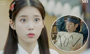 Việc IU liên tục trợn mắt bị cho là lý do khiến 'Moon Lover' thất bại