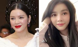 Nhan sắc thay đổi của sao Việt khi tăng - giảm cân