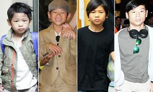 Cuộc sống nhung lụa của con nuôi gốc Việt nhà Jolie-Pitt