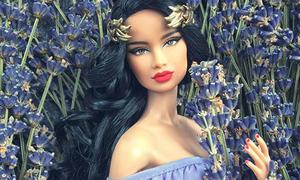 Đại diện Việt Nam lập kỷ lục tại Hoa hậu búp bê thế giới