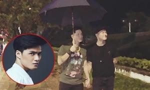 Lâm Vinh Hải giải thích bức ảnh dấy nghi vấn yêu đồng tính Jonh Huy Trần