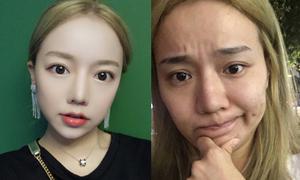 Báo Trung nhận xét 'Ảnh hot girl mạng 80% là lừa đảo'