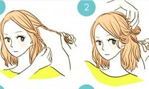 Nếu ghét tóc mái lòa xòa trước mặt, đây là các kiểu bạn nên thử
