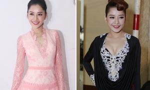 Những bộ váy 'trưởng thành' thất bại của Chi Pu