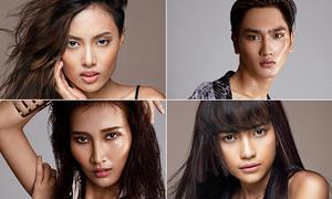 Khả năng chiến thắng của Top 4 Vietnam's Next Top Model 2016