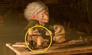 Hóa ra tất cả phim hoạt hình Pixar đều nằm trên một mạch truyện