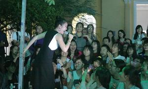 Đêm nhạc 'Back to school' sôi động tại Sài Gòn