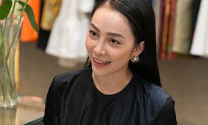 Linh Nga tái xuất, đảm nhận biên đạo múa cho show thời trang