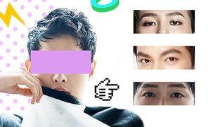 Quiz: Chọn đúng mắt sao Hàn