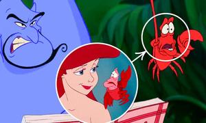 Những vai diễn khách mời trong hoạt hình Disney chỉ có 'thánh soi' nhận ra