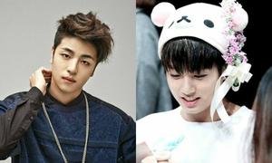 8 cặp sao nam Kpop cùng tuổi, khác xa về độ trẻ trung