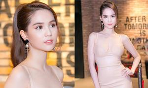 Báo Trung gọi Ngọc Trinh là 'Angelababy phiên bản Việt'