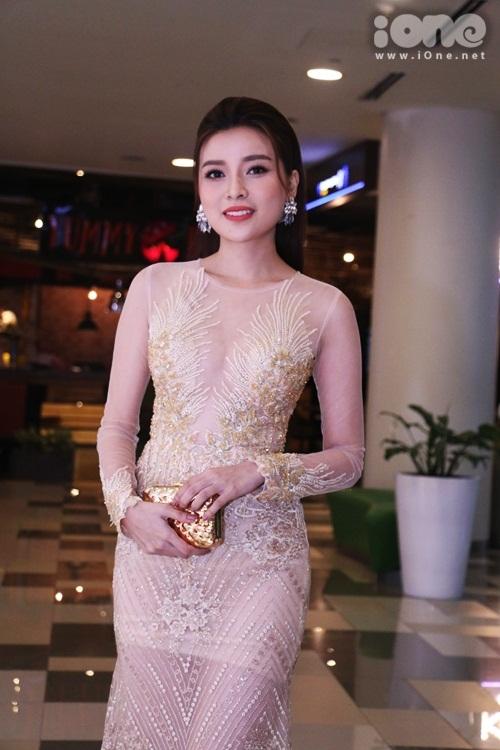 Diễn viên trẻ Cao Thái Hà.