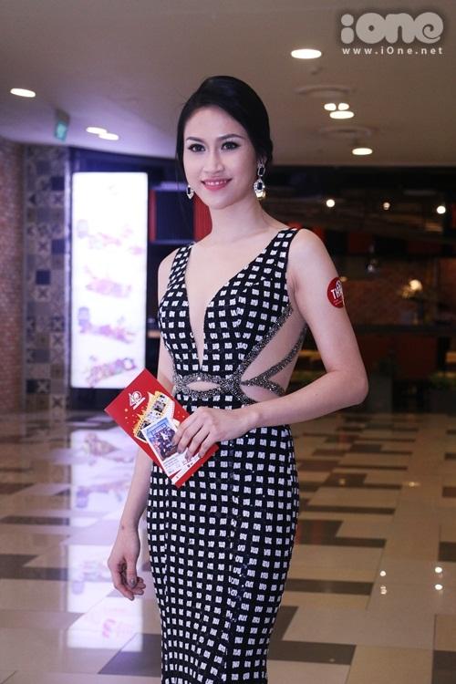 Hoa hậu Đông Nam Á - Thu Vũ.