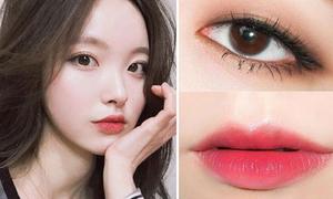5 cách kết hợp màu mắt, son môi dễ dàng với cả nàng 'gà' makeup