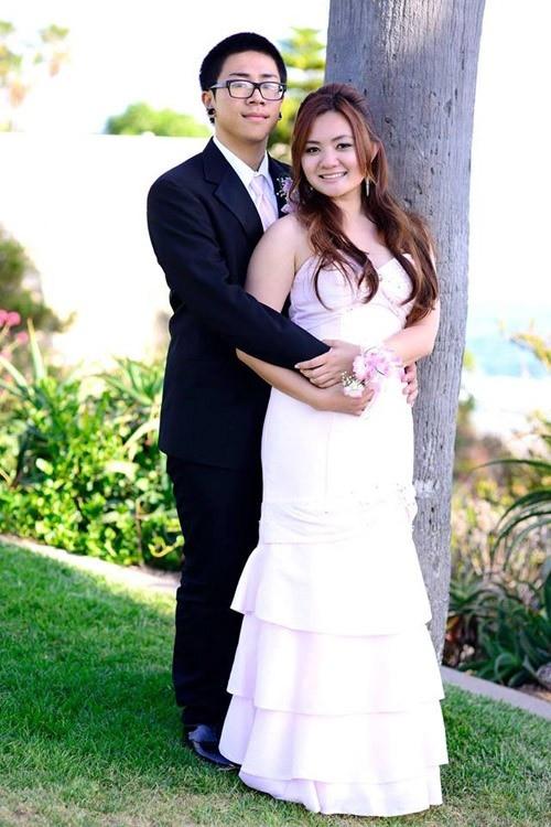 Bạn trai Xuân Mai - người được cho là chồng hiện tại của cô.