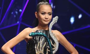 Ngọc Châu là Quán quân Vietnam's Next Top Model 2016