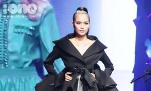 Quán quân VNTM Ngọc Châu: 'Tôi tin mình xứng đáng hơn Fung La'