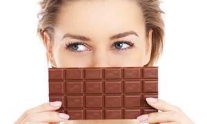 Khoanh khu vực tìm miếng chocolate ẩn náu