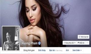 Phạm Hương bị hacker chiếm Facebook, yêu cầu quay clip mới chịu trả