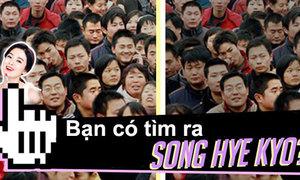 Tinh mắt phát hiện Song Hye Kyo