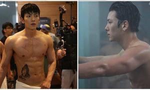 Những hình ảnh chứng minh Ji Chang Wook 'nghiện khoe thân' trong 'The K2'