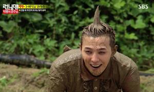 Bùn - kẻ thù 'truyền kiếp' của idol Kpop tại Running Man