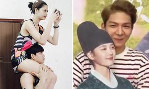 Sao Việt 7/10: Tim công kênh vợ, Kelvin Khánh tủm tỉm ôm Kim Yoo Jung