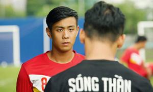 HuyMe làm cầu thủ trong phim Việt đề tài bóng đá