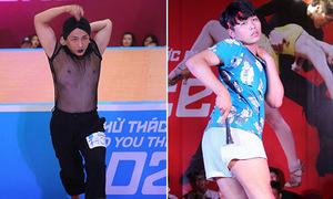 5 thí sinh mặc đồ không giống ai vào Bán kết 'Thử thách cùng bước nhảy'