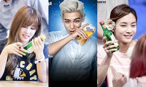 10 idol Kpop là huyền thoại 'ngàn ly không say'