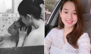 Sao Việt 9/10: Trương Quỳnh Anh gội đầu cho chồng, Ly Kute khoe da mịn mượt