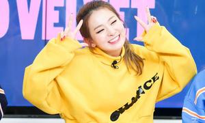 Seul Gi (Red Velvet) có một loạt fan nam là người nổi tiếng