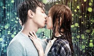 'Hot boy bánh giò' khóa môi Jun Vũ trong phim ngôn tình Việt mới
