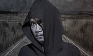 Minh Thuận gây ám ảnh trên poster phim kinh dị cuối đời